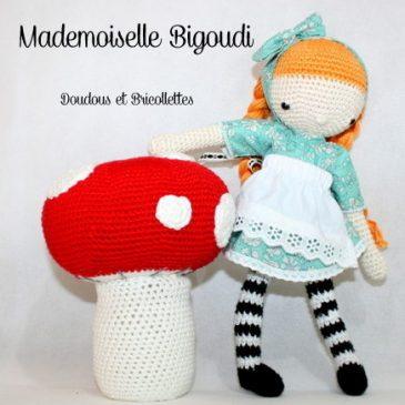 Article créapassion: Créations Mademoiselle Bigoudi