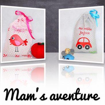 Partenariat : Mam's Aventure