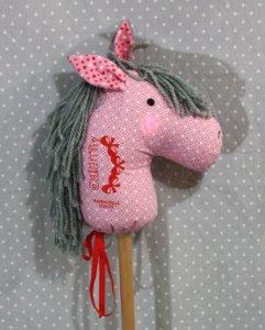Calamity, marotte/cheval bâton à chevaucher