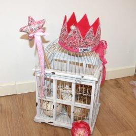 Panoplie fée princesse/ déguisement en Liberty