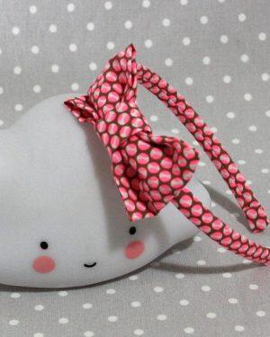 serre-tête petit nœud/accessoire geometric- kid's headband