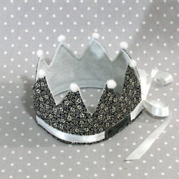 Je suis une princesse: couronne Princesse Shabby chic fait main