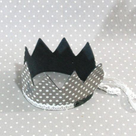 Je suis une princesse: couronne Princesse au petit pois fait main