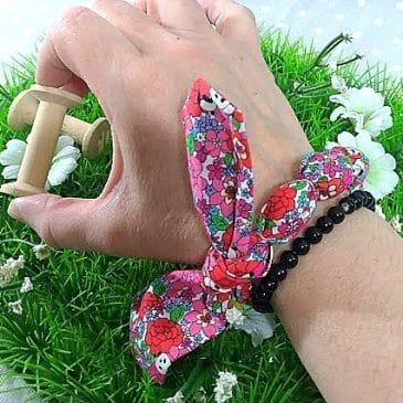 Bracelet à nouer femme