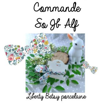 Commande So JB Alf Liberty Betsy porcelaine