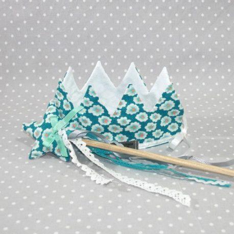Panoplie fée princesse/ déguisement en Petit Pan bleu