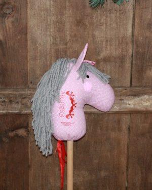 Calamity, cheval bâton à chevaucher