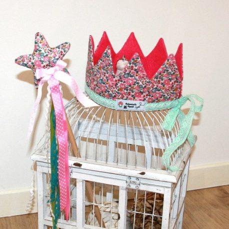 Panoplie fée princesse/ déguisement en Liberty 2