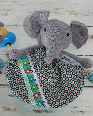Elmer, doudou éléphant