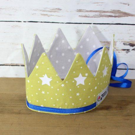 couronne roi fait main création enfant déguisement