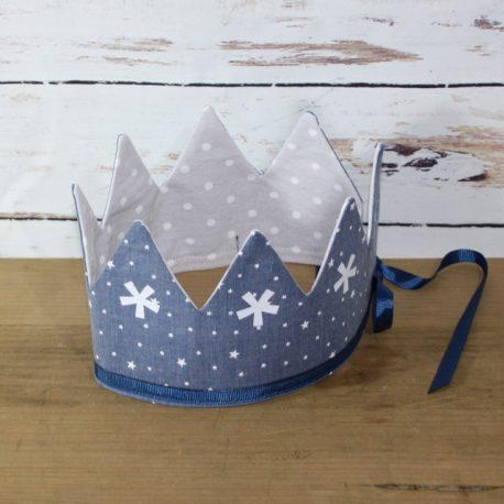 couronne roi fait main création enfant déguisement (6)