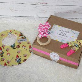 Bébé box commande spéciale pour Cecile
